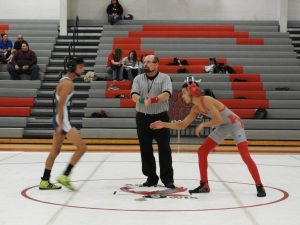 Agua Fria Wrestling – Senior Night