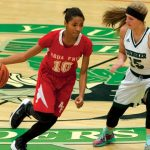 Agua Fria Girls Varsity Basketball falls to Verrado 32-51