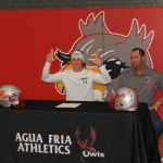 Roehler signs on to kick for NAU – West Valley View