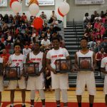 Owls run away from rival Tolleson 74-46 on senior night