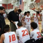 Men's Varsity Baketball Falls to Ironwood in State Tournament