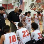 Men's Varsity Baketball Falls to Ironwood in State Tournament