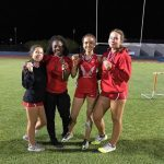 Roberts and Cofield Qualify for State Track Final