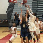 Boys Basketball Battles Hard in Senior Night and Playoff Games