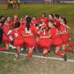 Varsity Women's Soccer Season Re-Cap