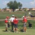New Look AF Men´s Golf Team Gets Off to a Hot Start