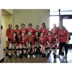 Women´s Volleyball Opens Season vs. Apollo and Ironwood