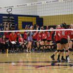 Girls Varsity Volleyball vs Raymond S Kellis
