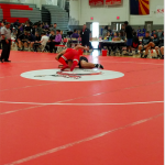 Wrestling Brings Home 2nd in Big Red Tourney