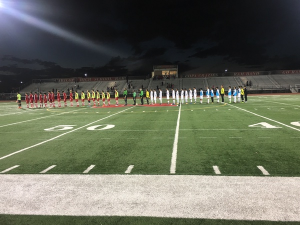 Men's Soccer stays undefeated