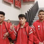 Three Owls Wrestle At State to Cap Winning Season