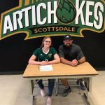 Natalie Steinman Signs with Scottsdale Community College