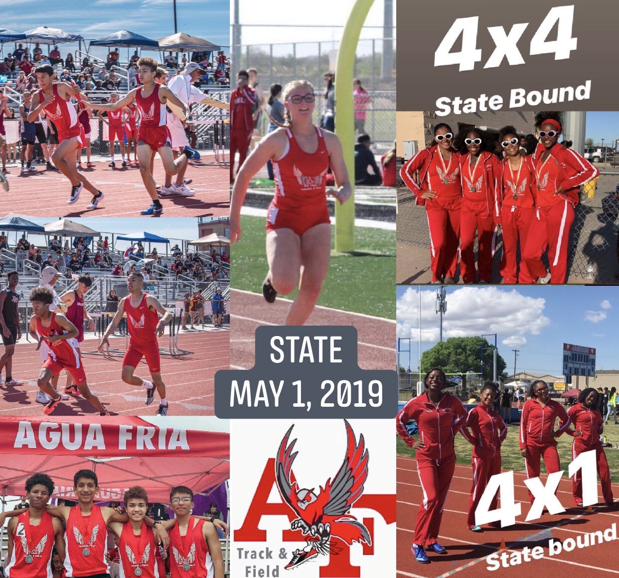 Track Athletes Prepare for State Finals After Standout Season