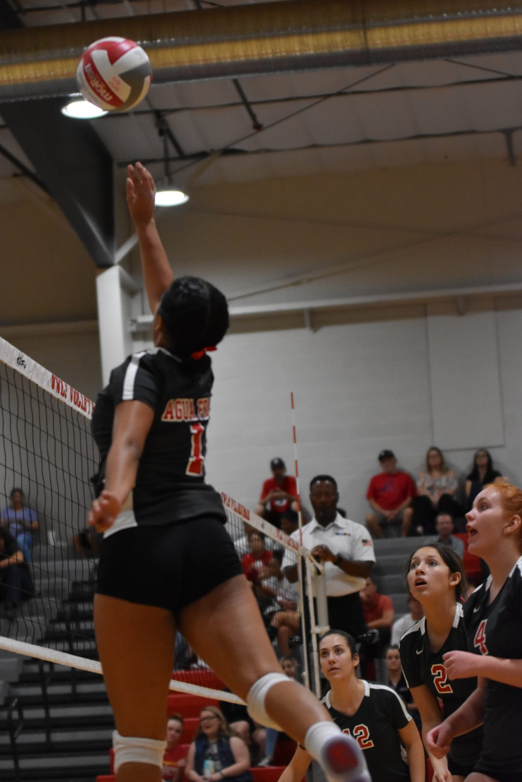 Women's Volleyball Sweeps Non-Region Opponents