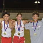 XC Competes at District Meet With Eyes on State
