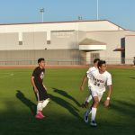 M Soccer Dominates Scrimmage and Goes Far in Tournament