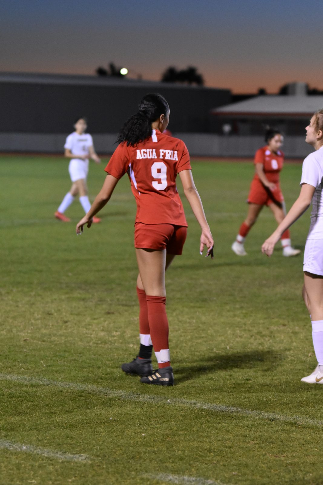 W Soccer Pushes Through Gritty January