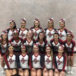 One Last Fullout for Lady Owls Cheer Team