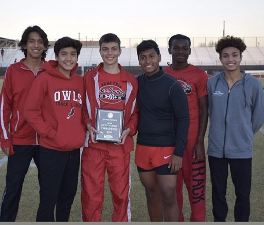 Boys Cross Country Team Wins District, Finishes 11th in State