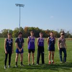 Tree Of Life Christian School Coed Varsity Cross Country scores 8 points at meet