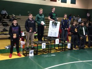 Place Winners Photos from Aurora Invitational