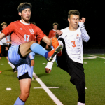 Rangers earn tie with Kenston