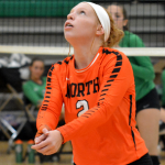 North bounces back with sweep at Warrensville Heights