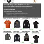 2017-18 Winter Sports Online Spirit Wear Store Now open until 11/19