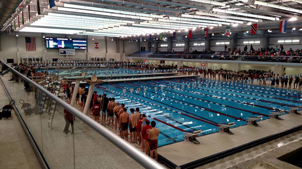 North Boys/Girls Swim Team Represents well at Hilltopper Invitational!