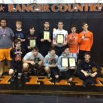 Boys Varsity Wrestling finishes 3rd place at Varsity John Matteucci Memorial Classic