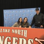 Congratulations Mikaela Fording on signing with Notre Dame College!