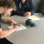 Congratulations Brad Burrows on signing with Mercyhurst