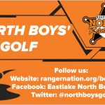 6th Annual North Boys' Golf Outing – Last Chance…