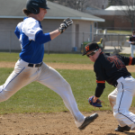 Clutch hits lead North to third straight win