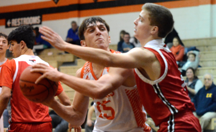 North edges Perry in non-conference thriller