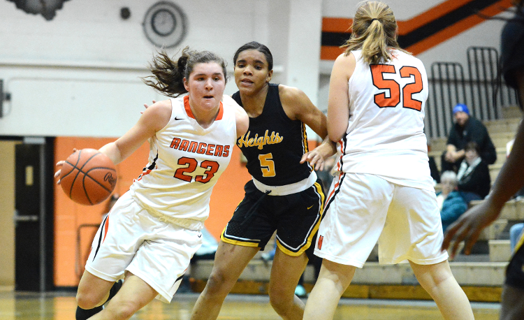 Clutch free throws lead North past Cleveland Heights