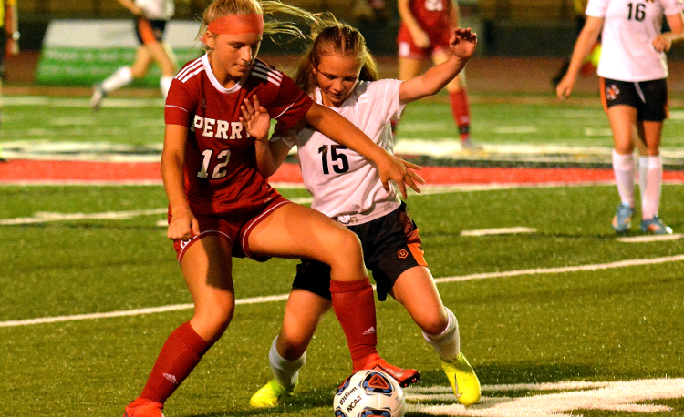 Rangers earn draw at Perry
