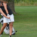 Ranger golfers close out season at sectional tournament