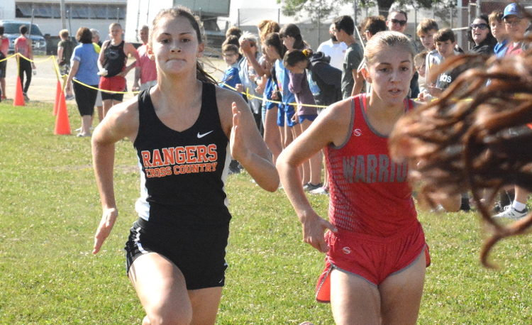Gotti finishes 21st to pace Rangers at McDonough Invitational