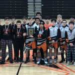 Led by four champs, Rangers win Matteucci Memorial Classic