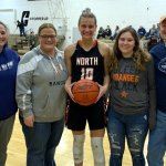 Carter records 1,000th point in North's win at Chardon