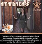Senior Spotlight: Amanda Daro