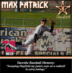 Senior Spotlight: Max Patrick