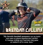 Senior Spotlight: Brendan Collins