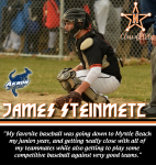 Senior Spotlight: James Steinmetz