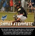 Senior Spotlight: James Steinmetz