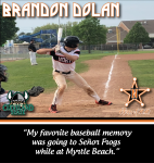 Senior Spotlight: Brandon Dolan