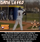 Senior Spotlight: Dane Lesko