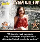 Senior Spotlight: Lydia Wilson