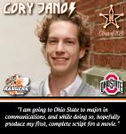 Senior Spotlight: Cory Janos